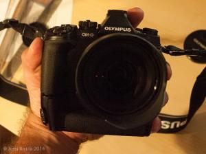 Kourallinen kameraa